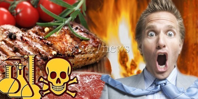 dangerous red meat