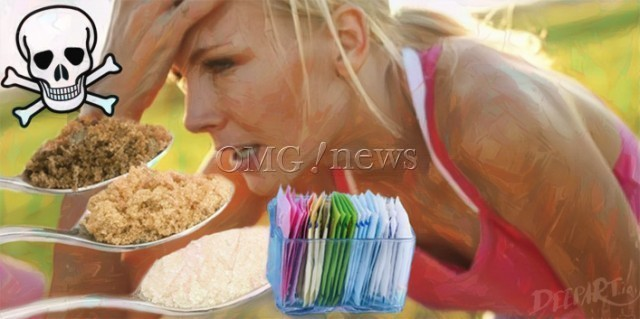 12 Dangerous Food Ingredients that Food Manufacturers Hide from Us - Artificial Sweeteners