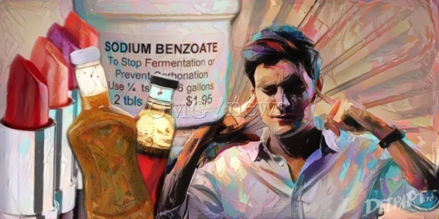 12 Dangerous Food Ingredients that Food Manufacturers Hide from Us - Sodium Potassium Benzoate