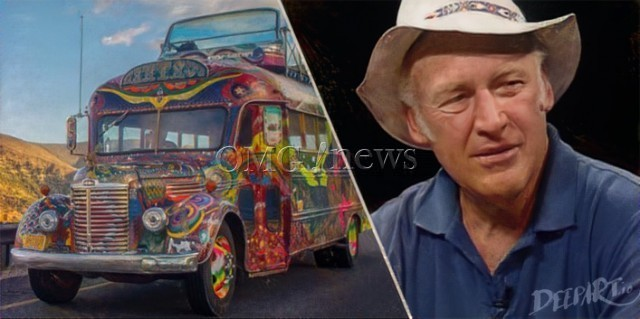 7 People who Faked their own Death - Ken Kesey