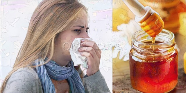 Miracle Healing Powers of Honey - Cough Suppressant