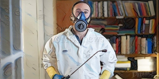 Revolting Jobs With Top Salaries - Crime Scene Cleaner