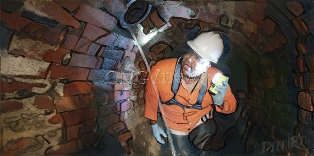 Revolting Jobs With Top Salaries - Sewer Inspector
