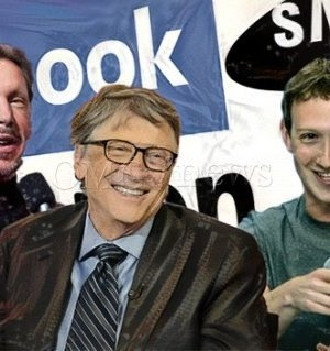 These 8 Men Own Half the World's Money!