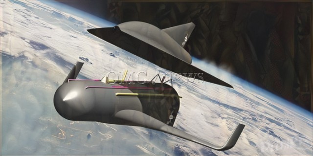 Fantasy planes of the Future - SpaceLiner