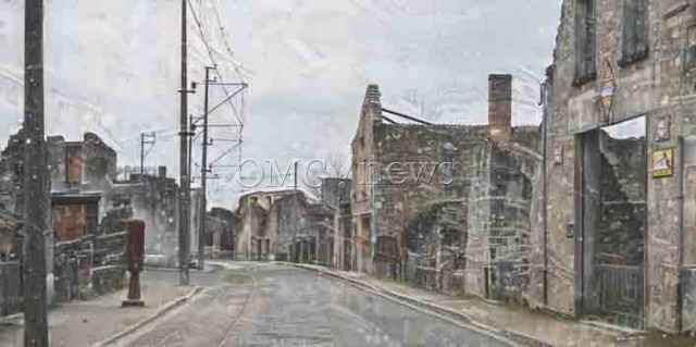 Ghost Towns You Can Visit - Oradour-sur-Glane