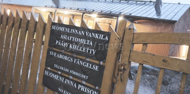 Luxury Lifestyles of Prisoners That Live Better than You - Suomenlinna Prison, Finland