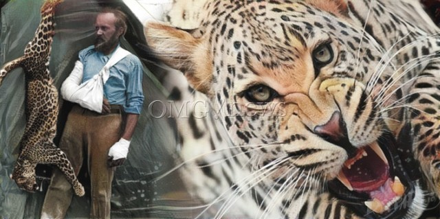 People Who Survived Wild Animal Attacks - Leopard Attack