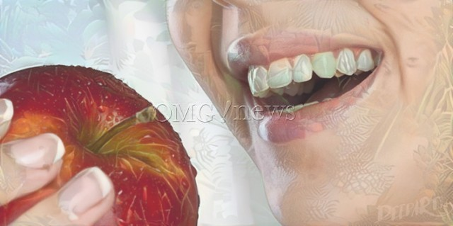 Science Backed Alternative Medicine - Whiten your Teeth with Apples