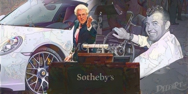 Sotheby' £20 Million Classic Cars