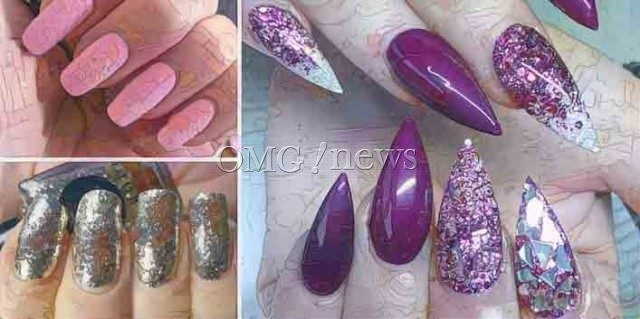 Winter 2017 nail trends