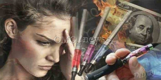 Electronic Cigarettes Destroy Lungs