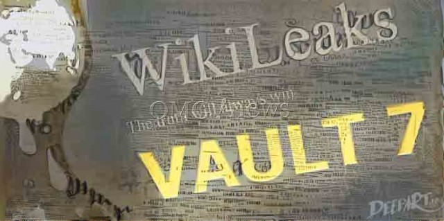 Enormous WikiLeaks Dump: How the CIA Could Hack You! - Vault 7