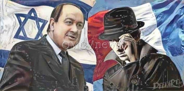 Mossad Recruited French Double Agents