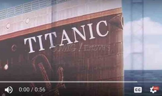 OMG! Did a Giant Coal Fire Actually Doom the Titanic?