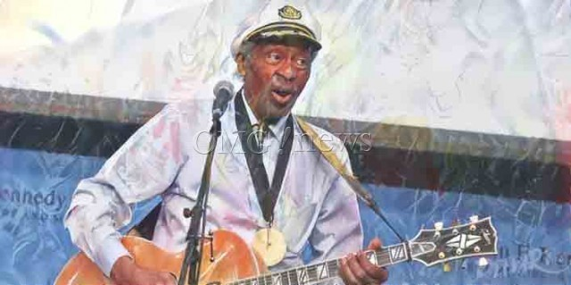 Rock Grandfather Chuck Berry Dead at 90