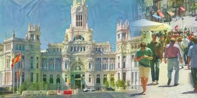 Secrets of the 10 Cleanest Cities in the World - Madrid, Spain