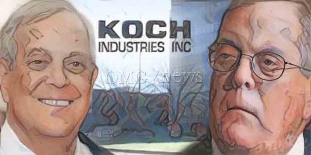 Who Controls the World - Koch