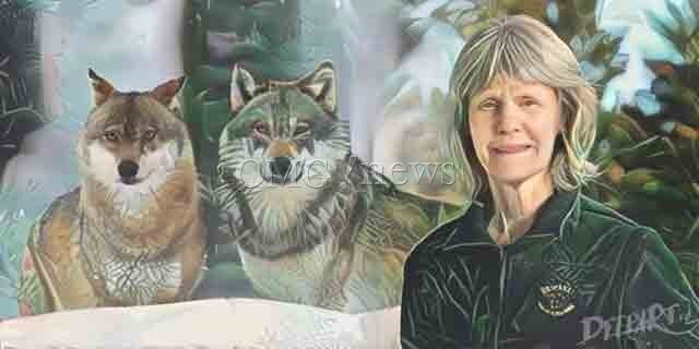 3 People Who Abandoned Society to Live with Wild Animals - Diane Boyd