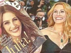 Julia Roberts Voted Most Beautiful Woman by People Magazine Again