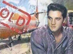 "Elvis Presley's ""Lost"" Jet Sold at Auction"