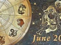Lucky Zodiac Horoscopes - June 2017
