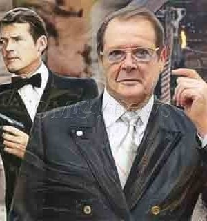 OMG! Sir Roger Moore Dead at 89