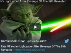 Fate Of Yoda's Lightsaber After Revenge Of The Sith Revealed