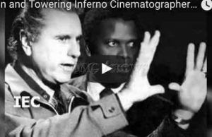 OMG! Patton and Towering Inferno Cinematographer Fred Koenekamp Dies at 94