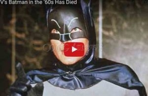 OMG! TV's Batman in the '60s Has Died