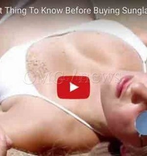 The Most Important Thing To Know Before Buying Sunglasses
