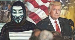 Anonymous Send Demands to Donald Trump