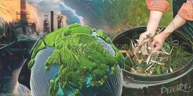 Composting Is Nature S Way Of