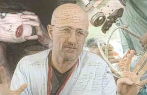 Mad Scientist Conducting First Head Transplant Later this Year