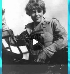 OMG! Amelia Earhart May Not Have Died in That Plane Crash