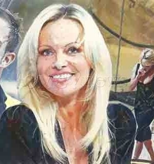 OMG! French Athletes linked to Actress, Pamela Anderson