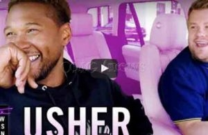 OMG! Usher Appears in the Most Hilarious Carpool Karaoke Yet!