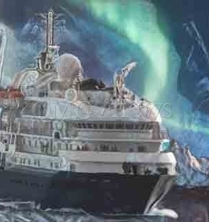 Mysterious Weddell Sea Anomaly Possibly Connected to Aurora Phenomena