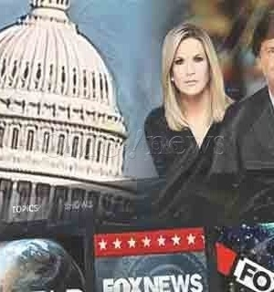 OMG! Fox News Films UFO Flying Past US Capital Building!