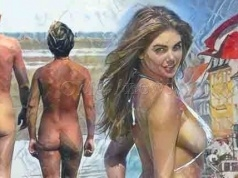 OMG! Nudists Find Home in Denmark