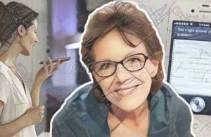 OMG! Susan Bennett Revealed as the Original Voice of Siri!