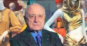 OMG! Fashion Legend Pierre Bergé Dies!