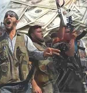 OMG! Pentagon Cushions Russian Economy By Contributing to Syrian Terrorists