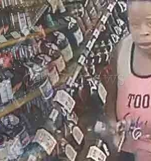 OMG! Shoplifter Hoards 18 Bottles of Liquor in Bra and Undies!