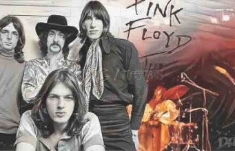 Rock Legends - Message In The Wall, Pink Floyd