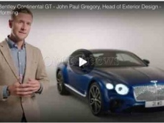 Time to Pick the Right Color of Your Next Car - New Bentley Continental GT