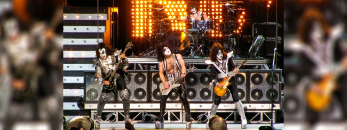 Things you may not know about Rock n Roll Group KISS