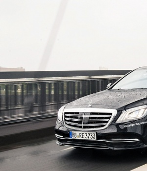 All Hail The New Automated Intelligent World Drive Mercedes-Benz