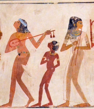 3,400 Year-Old Ancient Melody Reveals Source Of Music