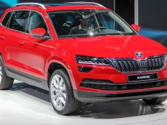 Skoda Karoq 2017 - Review and Driving Report of Skoda Kodiaq's Little Brother